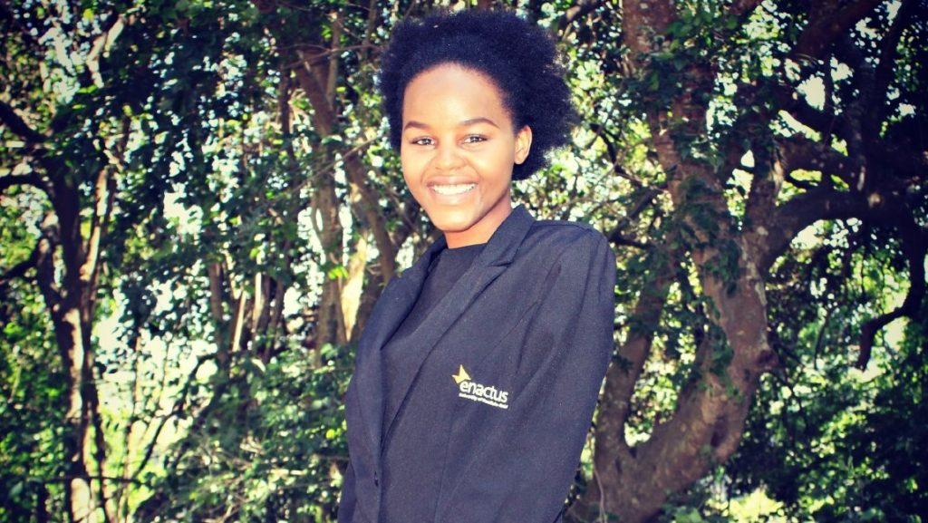 Student becomes Youth Ambassador for UN Population Fund