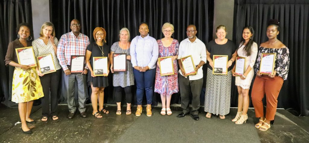 Excellence lauded at School of Arts Awards